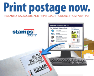 Stamps.com Has Great Benefits That Other Online Postage Sites Dont Offer