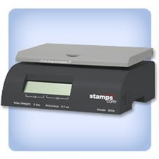 Stamps.com provides their new users with a postage scale.
